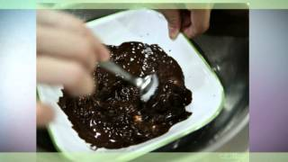 How To Make Chocolate Grapes