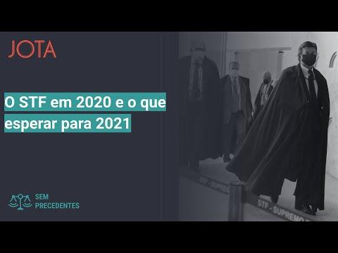 Sem Precedentes, ep. 48: o STF em 2020 e o que esperar para 2021