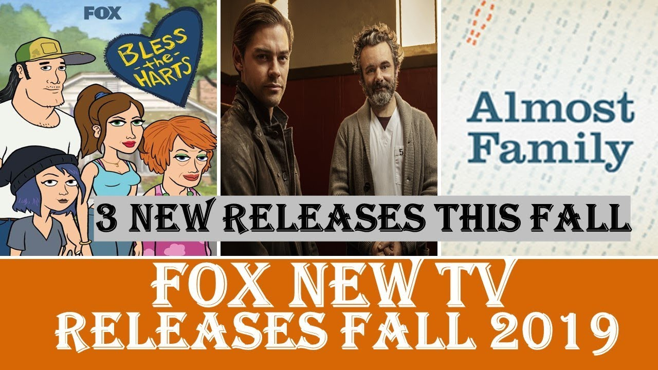 Download Fox new TV shows to be released fall 2019