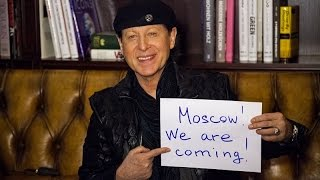 Scorpions: Return to Russia