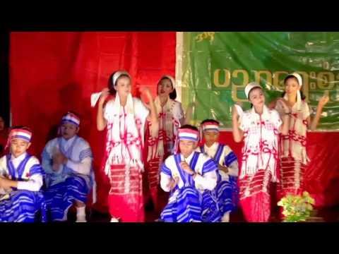 ကရင္ဒံုးယိမ္းအက ဆ႒မတန္းေက်ာင္းသား/သူေလးမ်ား အလက(၂)ျမဝတီ