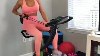Product Review: Slim Cycle Fitness Bike - 2-For-1 Recumbent Bike & Upright Bike
