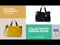 Collection By Armani Jeans Featured Handbags & Wallets