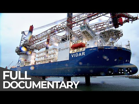 Mega Constructions: Ship on Legs, Top 3 Ferris Wheels, Hotel of the Future | Free Documentary