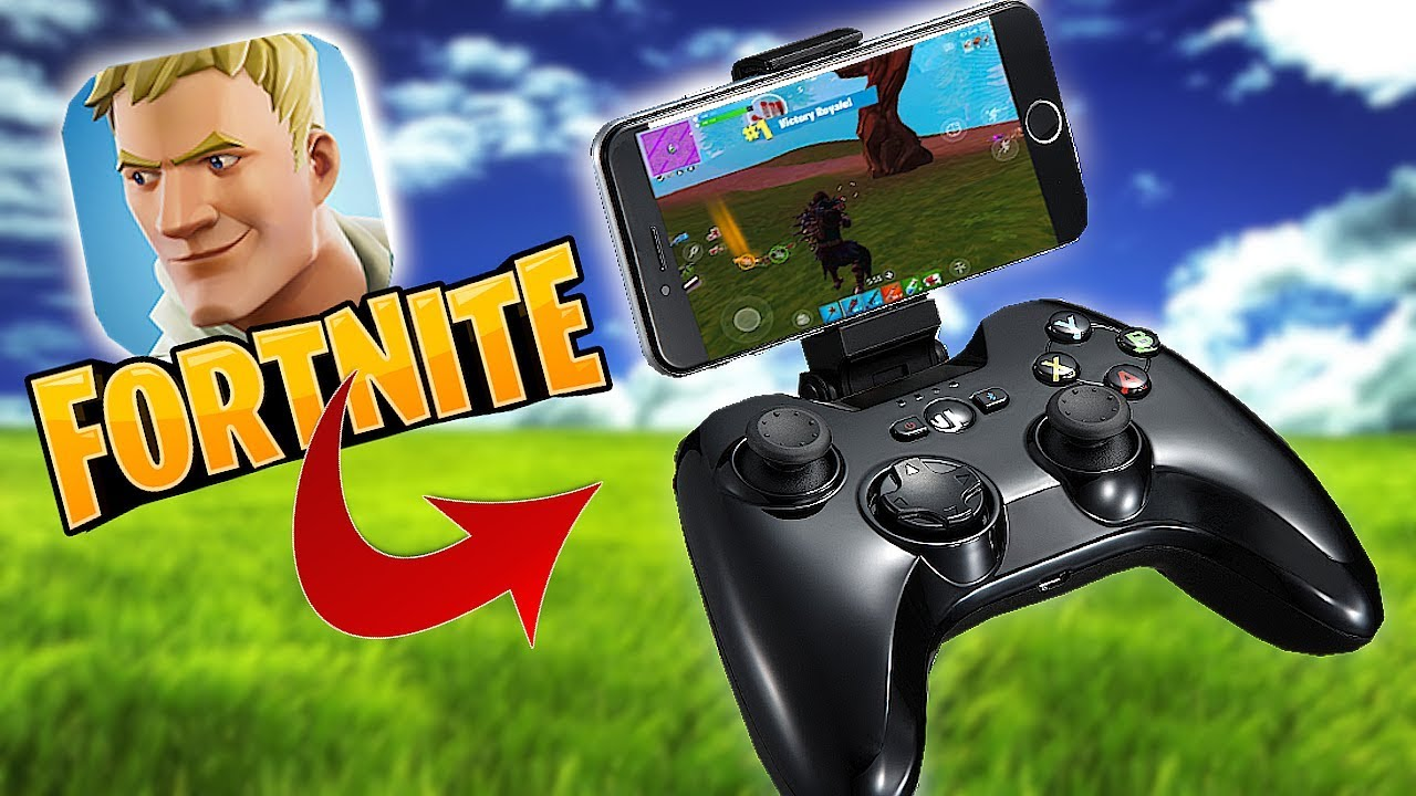 incoming controller support fortnite mobile solo mode - android fortnite controller compatible