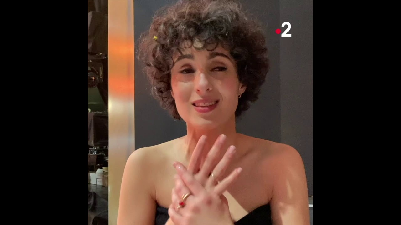 Barbara Pravi : interview de la gagnante d'Eurovision France !