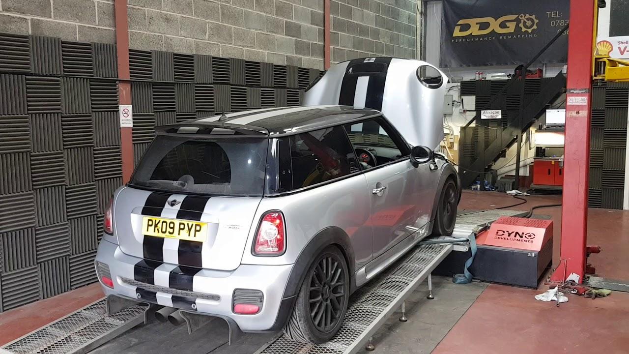 Ddg Mini Cooper Jcw Stage 3 Hybrid Turbo Flames Pops Bangs