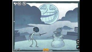 видео Квест троллфейса 4: Зимняя олимпиада