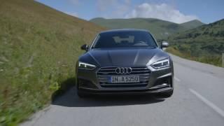 2017 Audi A5 Sportback - Video debut