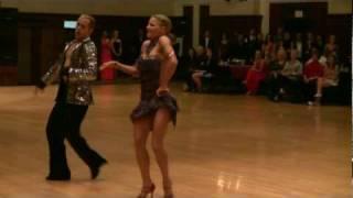 Riccardo Cocchi & Yulia Zagoryuchenko Jive - Austin Ballroom Festival 2009 - Dance International