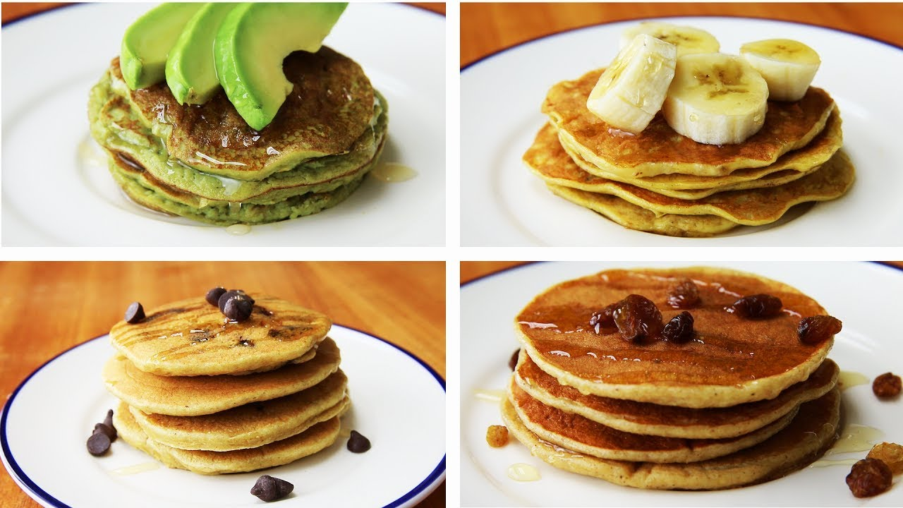 Pancakes with filling - simple and tasty pancakes recipes for the festive table 99