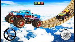 Monster Truck Derby Stunts Extreme GT Car Racing LV1 8 - 4x4 Crazy Car Games - Android GamePlay