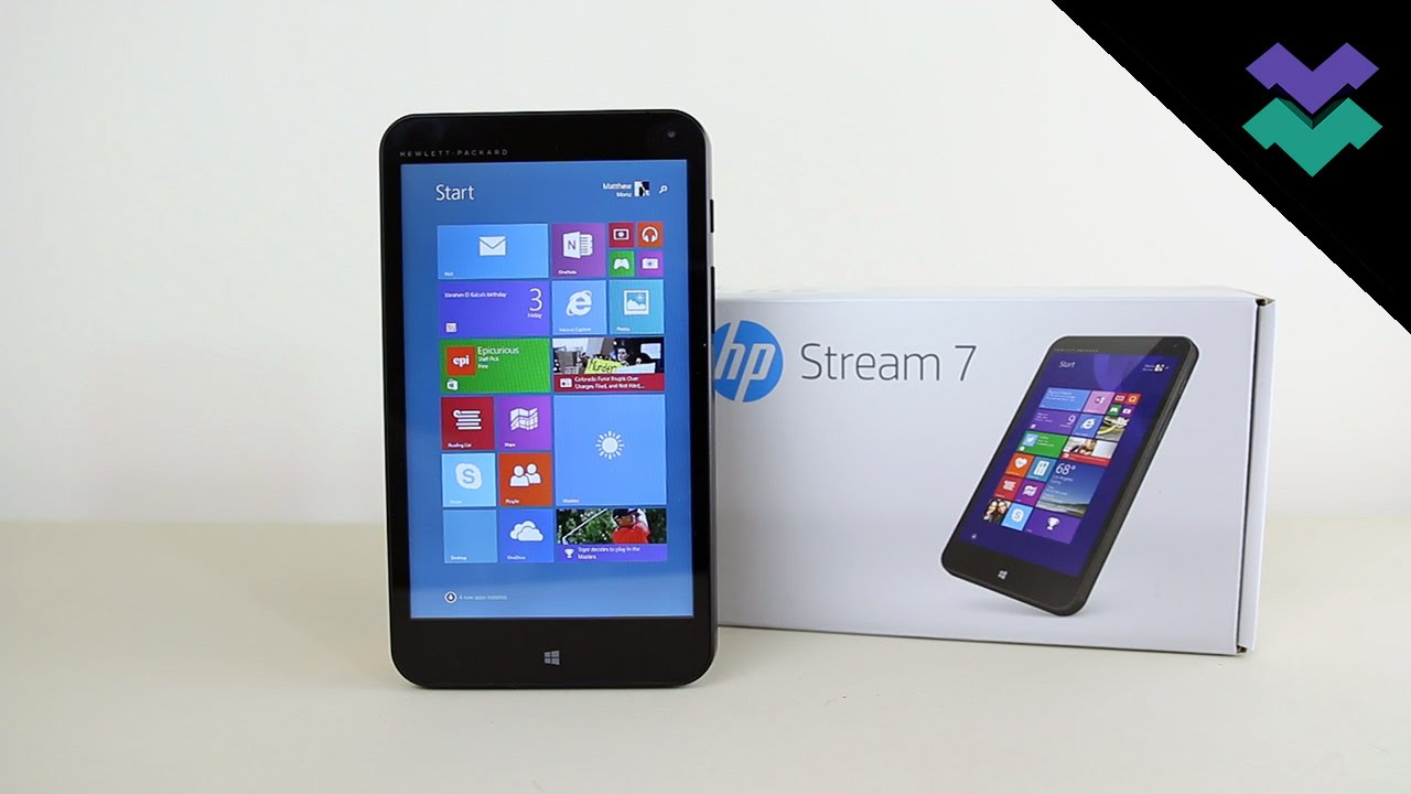HP Stream 7 - Review
