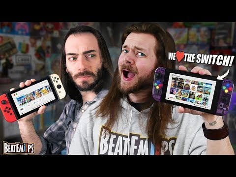 What GREAT Nintendo Switch Games Have WE Been Playing? (ft Wulff Den)