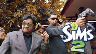The Sims 2 (1) Duo Youtuber Nyari Jodo! Wkwkwk XD