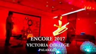 Arunvijay & Band | ENCORE 2017 | Victoria College | Superb Performance