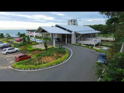 Labuan International Golf Club Flyover View