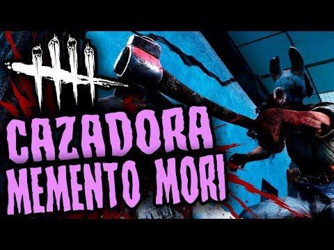 DEAD BY DAYLIGHT - MEMENTO MORI DE LA CAZADORA - GAMEPLAY ESPAÑOL