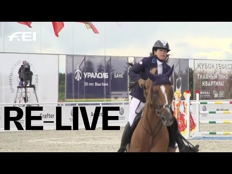 Re-Live | Moscow Olympic Qualifier For Tokyo 2020 | Moscow (RUS)