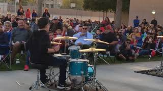 Drum Battle | TEACHER vs. STUDENT