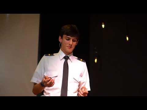 A Mile of Runway Can Take You Anywhere  Adam Shapiro  TEDxYorkSchool