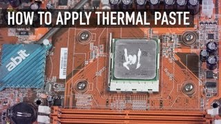 How To Apply Thermal Paste thumbnail