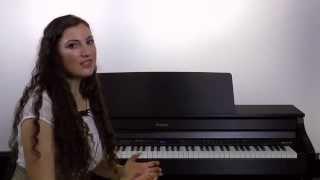 roland v lessons piyano eitimi ders 1 balang seviyesi