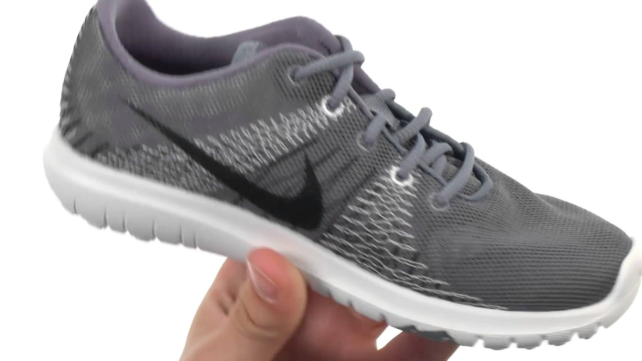 03f8d523f0a4 Nike Kids Flex Fury (Little Kid) SKU 8456833 - YouTube