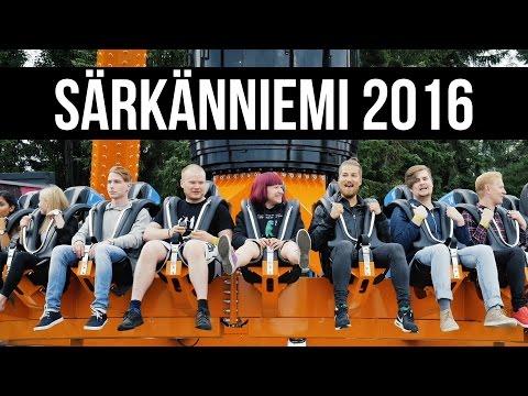 Splay Särkänniemessä 2016