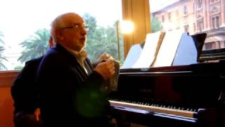 M. Marvulli Masterclass - Franck Preludio Corale e Fuga
