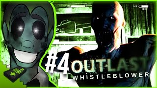 BEAT YOUR MEAT! | OUTLAST WHISTLEBLOWER #4