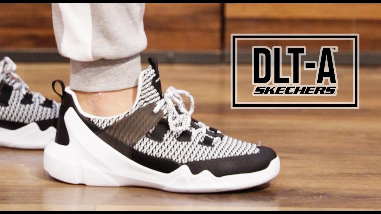 Skechers DLT-A | SPORTS STYLE