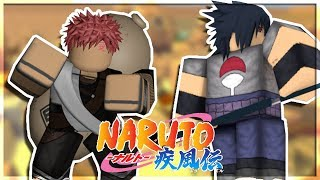 [NEW] NARUTO ROBLOX GAME IN TESTING THIS GAME IS AMAZING ! THE KAZEKAGE AND SASUKE MEET!