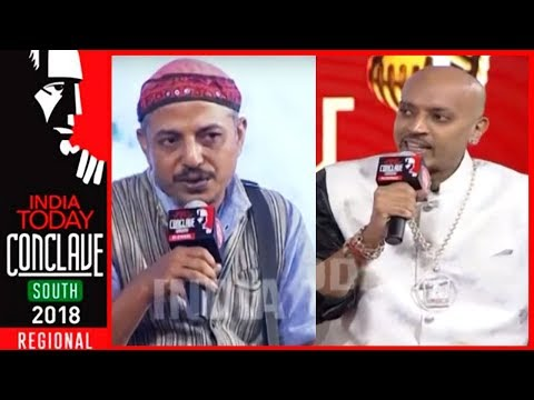 There Is No Caste In Music: Paul Jacobs And BlaaZe At India Today Conclave South 2018