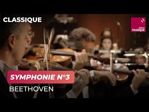 """Beethoven : Symphonie n°3 """"Héroïque"""" sous la direction de Bernard Haitink"""