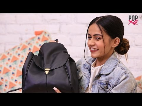 What's In Komal's Handbag | Everyday Essentials - POPxo