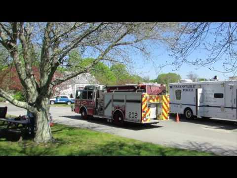 MBTA evacuation drill 051416