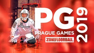 PG 2019 | G18 | 1/4 FINAL | 🇨🇿 FBŠ Jihlava 🆚 Zurich United Piranha 🇨🇭