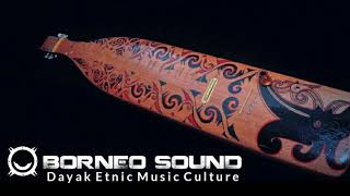 Terbaru 10 Menit Relaxing Sape' Instrument Of borneo