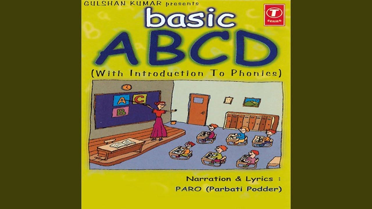 Learning Abcd (With Teacher)