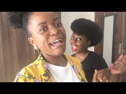 Lusaka Vlog 3: Zambian Naturals Shoot