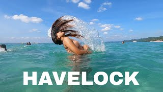 Havelock Beauty - Elephant Beach - Andaman Diaries Part 2 -Travel vlog
