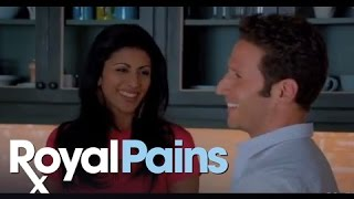 Royal Pains - Season 5 Premiere - Angry Hank