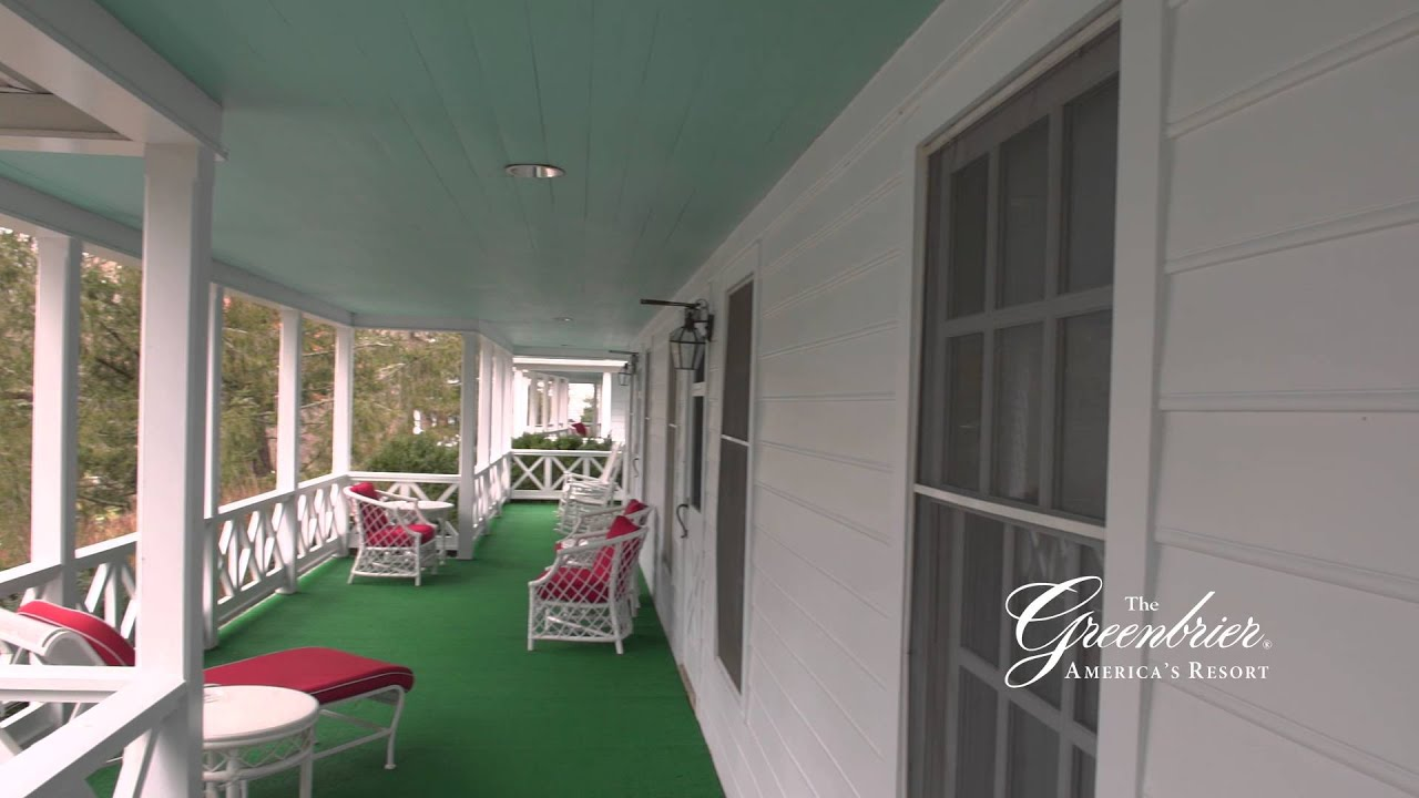 The Greenbrier - Spring Row Cottages