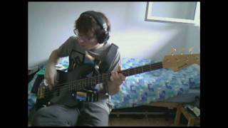 Download Manchester Orchestra - Shake It Out [Bass Cover] MP3 song and Music Video
