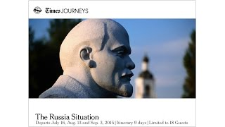 Russia Situation Webinar | Small Group Travel | Times Journeys   The New York Times
