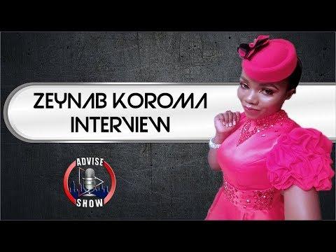 Zeynab Koroma Speaks On Pan Africanism, Female Genital Mutilation & Women's Rights In Senegal