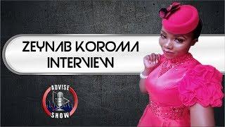 Zeynab Koroma Speaks On Pan Africanism, Female Genital Mutilation & Women