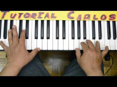 Rey vencedor Miel San marcos - Tutorial Piano Carlos