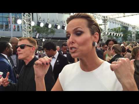 Melora Hardin 'Transparent' on 2016 Creative Arts Emmys red carpet